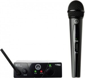 Радиосистема (радиомикрофон) AKG WMS40 Mini Vocal Set US45A